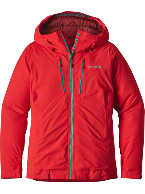 Patagonia W's Stretch Nano Storm Jacket French Red